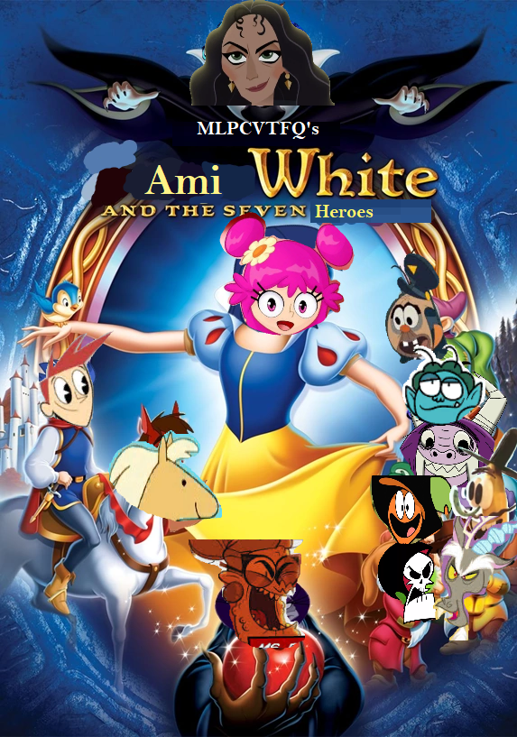 Ami White and The Seven Heroes (1937)