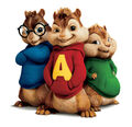 It's Alvin and the Chipmunks New