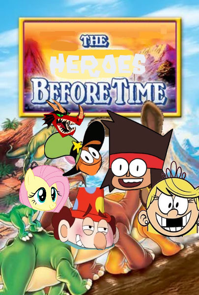 The Animated Before Time