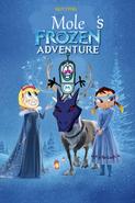 Mole's Frozen Adventure Poster