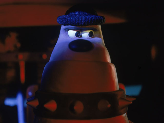 Preston (Wallace and Gromit)