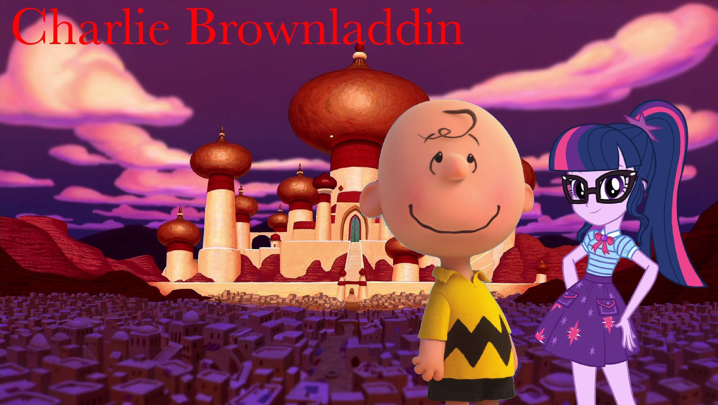 Charlie Brownladdin