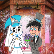 Jenny and Danny Got Marry