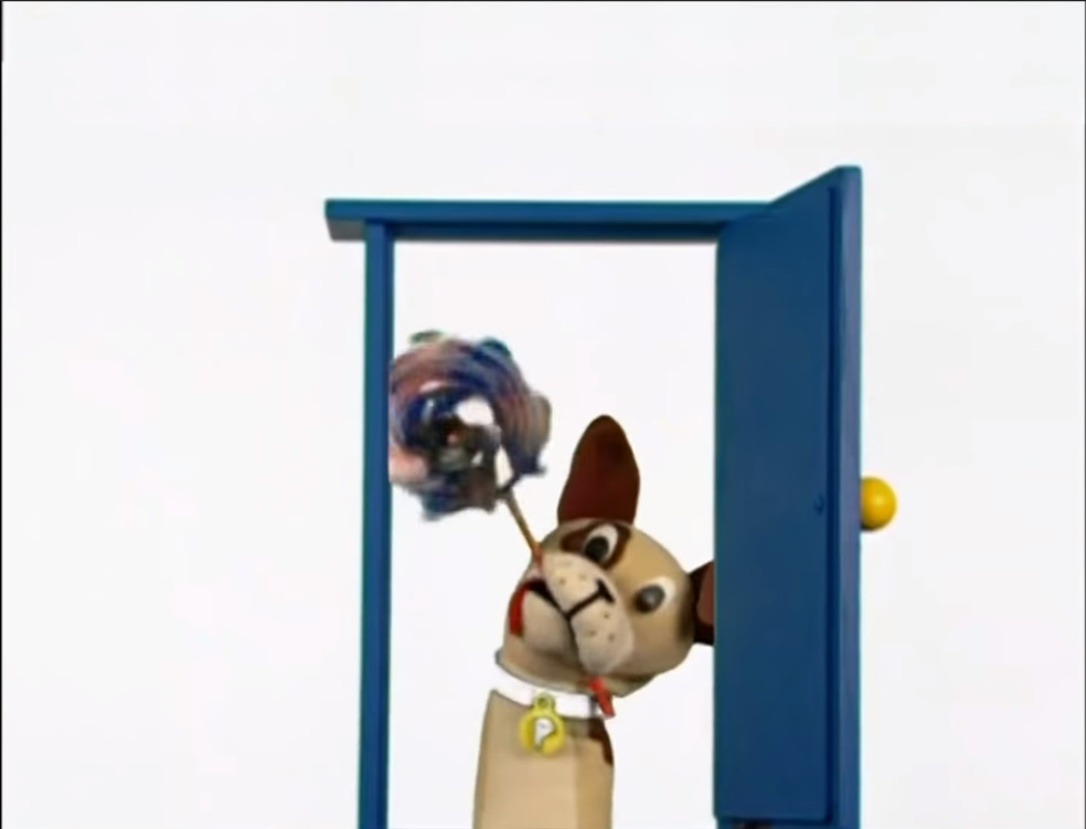 Pavlov the Dog (Baby Newton)