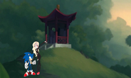 Charlie and Sonic The Hedgehog Happy Ending