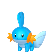 Mudkip as Bibo
