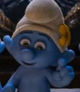 Vanity Smurf in The Smurfs 2