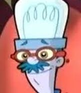 Dr. Marbles in Cyberchase