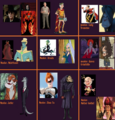 Unofficial Disney Villains (Thebackgroundponies2016Style) (Part 2)