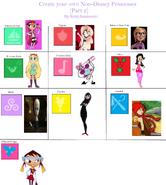 Non-Disney Princess (MLPCVTFB's Version) 2