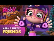 Abby Hatcher - Fuzzly Costume Ball - Abby Hatcher Season 2