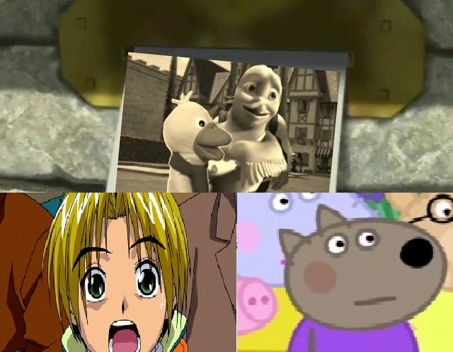 Hikaru (Shrek)/Scene Galleries