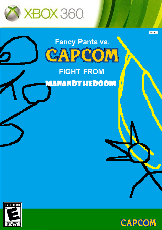 Fancy Pants vs. Capcom presents Fight from Manandthedoom/Gallery