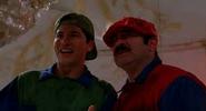 Mario and Luigi Live Action