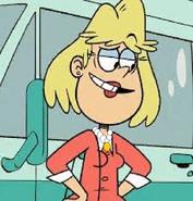 Rita with a Pearl Collar