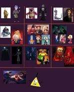 MLPCVTFB's Unofficial Disney Villains (Part 6)-0