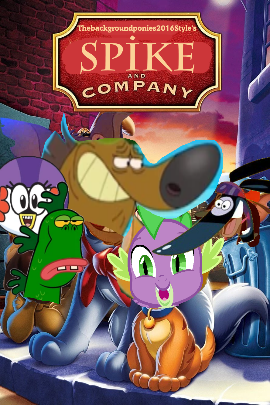 Scrappy Mouse and Company