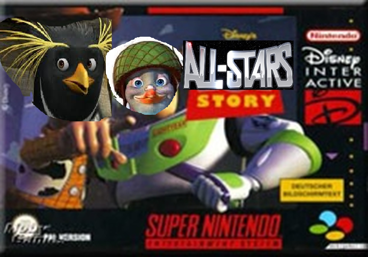 All-Stars Story (video game)