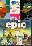 Epic (Manuelvil1132 Female Style DVD)