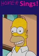 Homer-Sings!