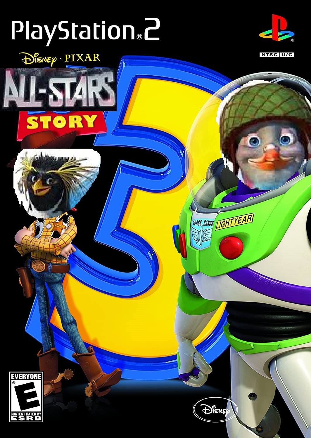 All-Stars Story 3 (video game) (PlayStation 2 Version)