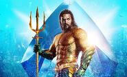 Aquaman with suit