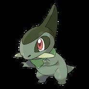Axew in Pokemon