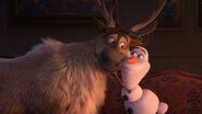 Olaf and Sven (Frozen)
