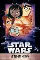 Star Wars Episode 4 (Thebackgroundponies2016Style)