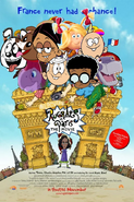 Rugrats in Paris; The Movie Poster