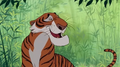 Shere Khan the tiger (animated)