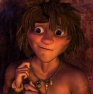 Guy in The Croods