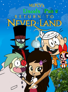 Lincoln Pan in Return To Neverland Poster