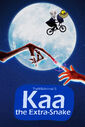 Kaa the Extra-Snake Poster