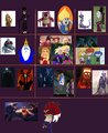 Unofficial Disney Villains (Thebackgroundponies2016Style) (Part 6)