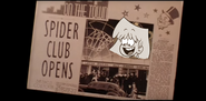 Spider Club Opens by Thebackgroundponies2016Style