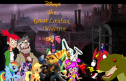 Disney's The Great Lombax Detective 2017 Style