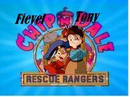 Fievel and tony Rescue Rangers