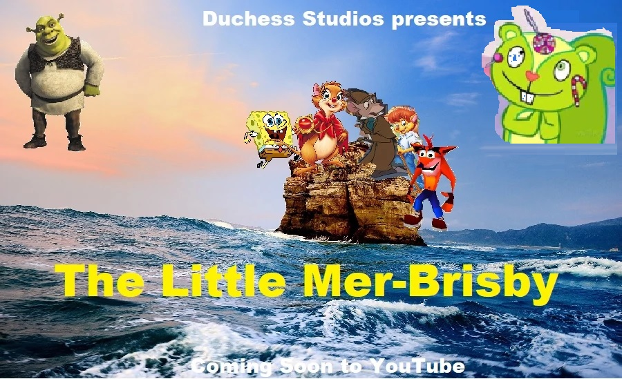 The Little Mer-Brisby