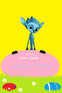 Here Comes Mune Moon Poster