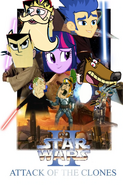 Star Wars Episode 2 MLPCV Style