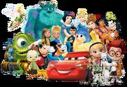 Disney and DreamWorks