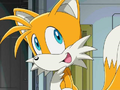 Tails in Sonic X
