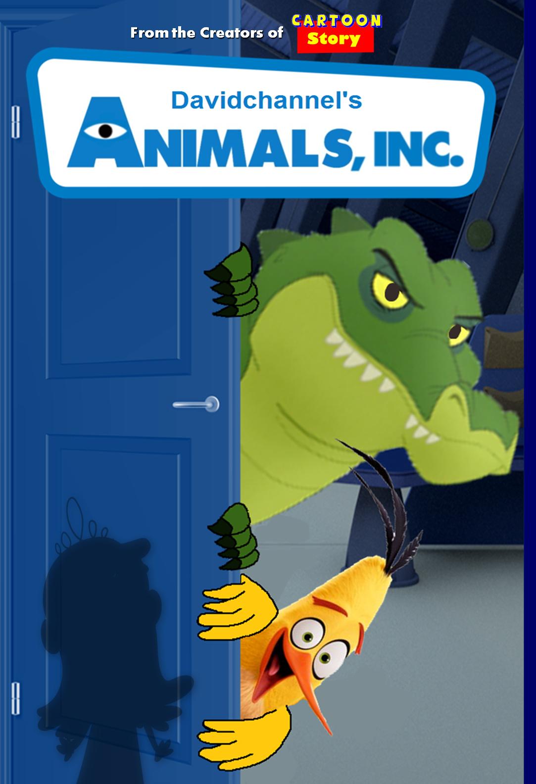 Animals, Inc. (2001) (Davidchannel's Version)