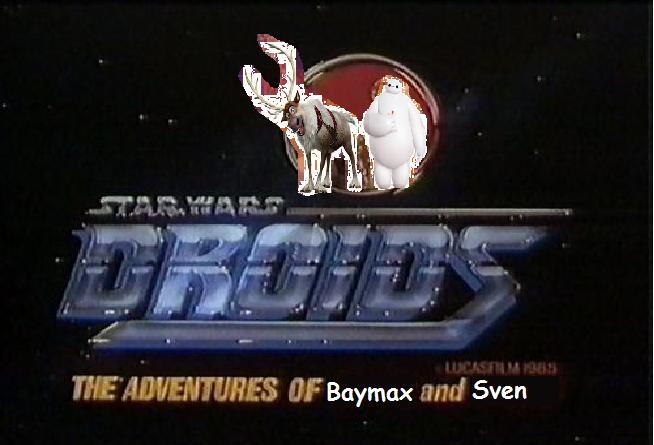 Star Wars Droids (Julian Bernardino's Style)