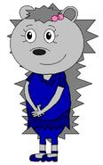 Marigold Porcupinn (swimsuit)