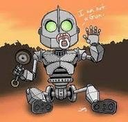 Baby Iron Giant