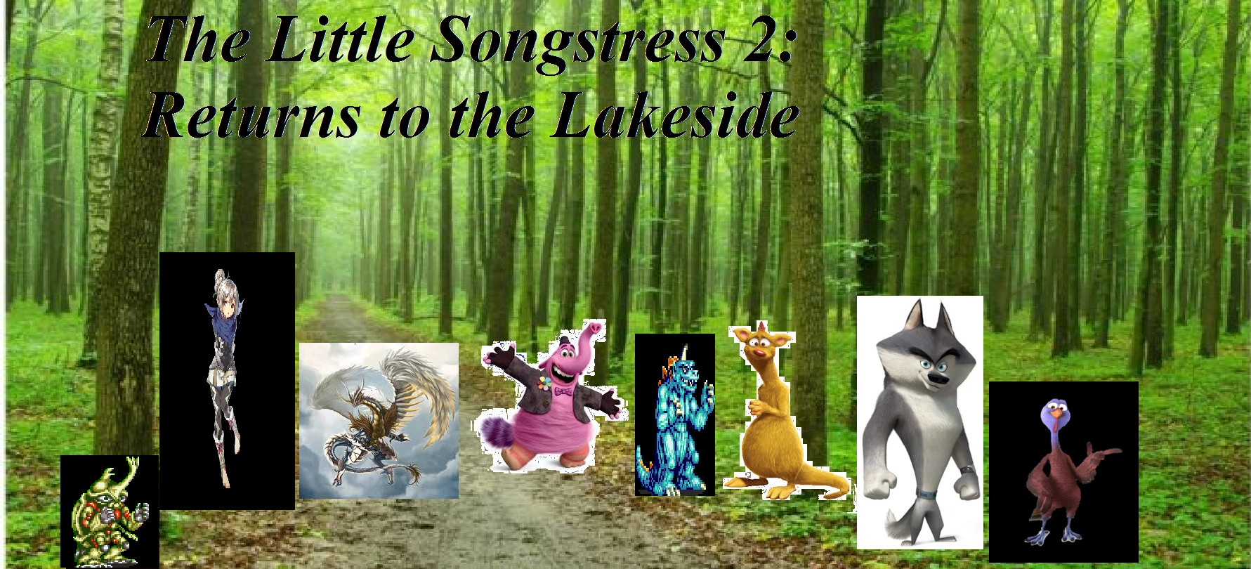 The Little Songstress 2: Returns to the Lakeside