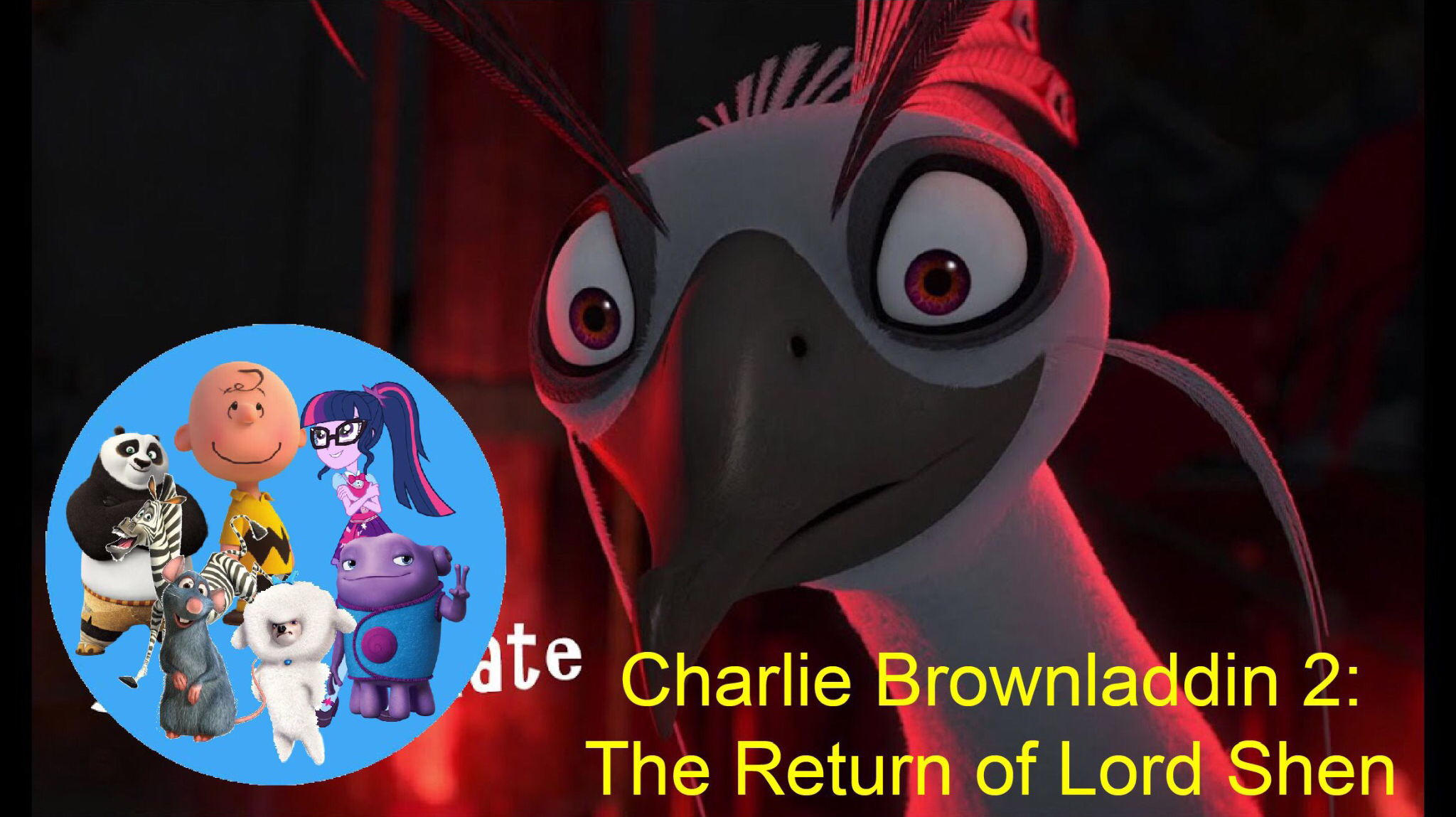 Charlie Brownladdin 2: The Return of Lord Shen