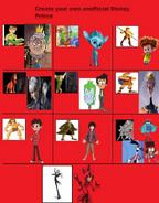 Unnofficial Disney Princes (MLPCVTFB's Version)